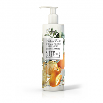 Crema Corpo Citrus Fruits