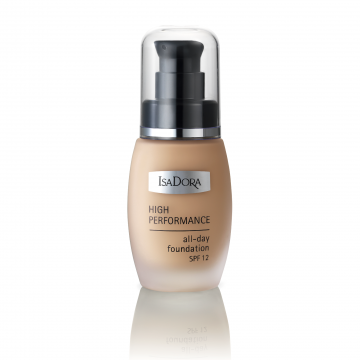 High Performance All Day Foundation