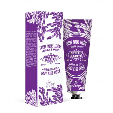 Light Hand Cream Lavander and Shea