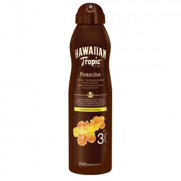 Protective Dry Oil Continuous Spray SPF 30