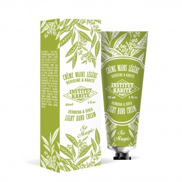 Light Hand Cream Verbena and Shea