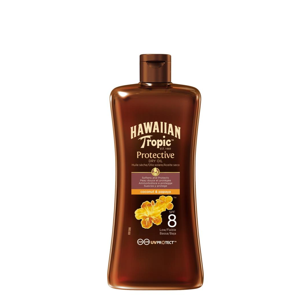 Protective Dry Oil SPF 8