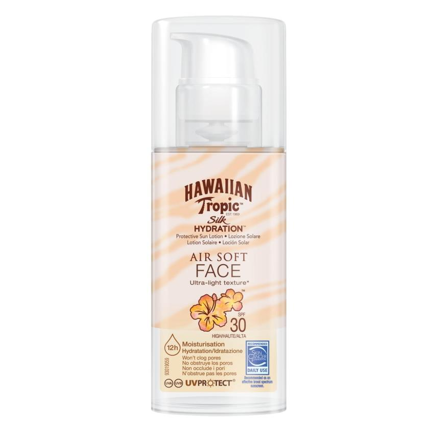 Silk Hydration Air Soft Face SPF 30