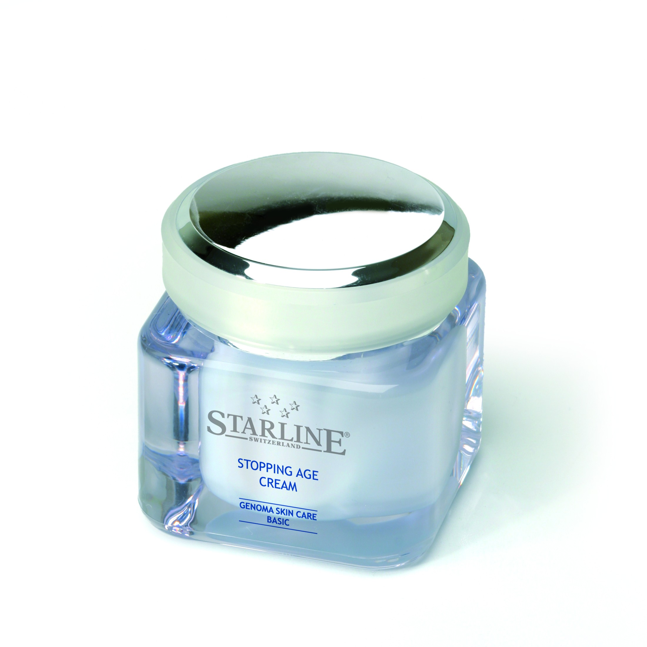 Stopping Age Cream