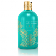 Bagnoschiuma con Olio di Argan Arabesque Wood
