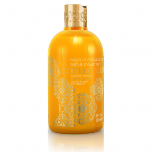 Bagnoschiuma con Olio di Argan Indian Ginger