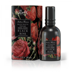 Eau De Toilette Black Rose