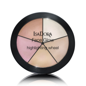 Face Glow Highlighting Wheel