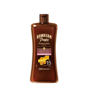 Protective Dry Oil SPF 15