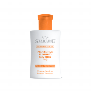 Protective Slimming Sun Milk Medium Protection
