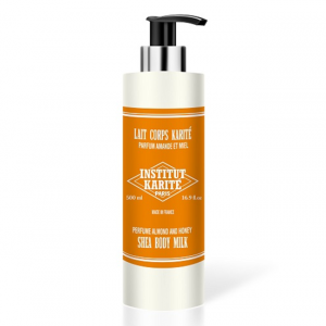 Shea Body Milk Almond and Honey