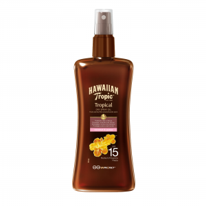 Tropical Spray Dry Oil SPF 15